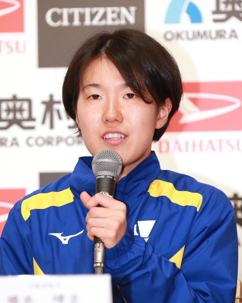No.36 : 橋本 晴圭 – HASHIMOTO, Haruka